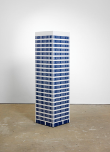 Julian Opie - Modern Tower - 2001