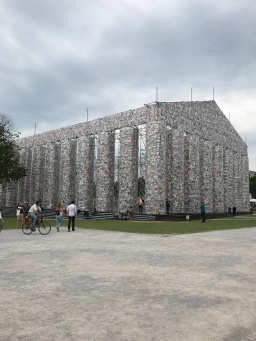 Documenta 14 debates immigration and democracy